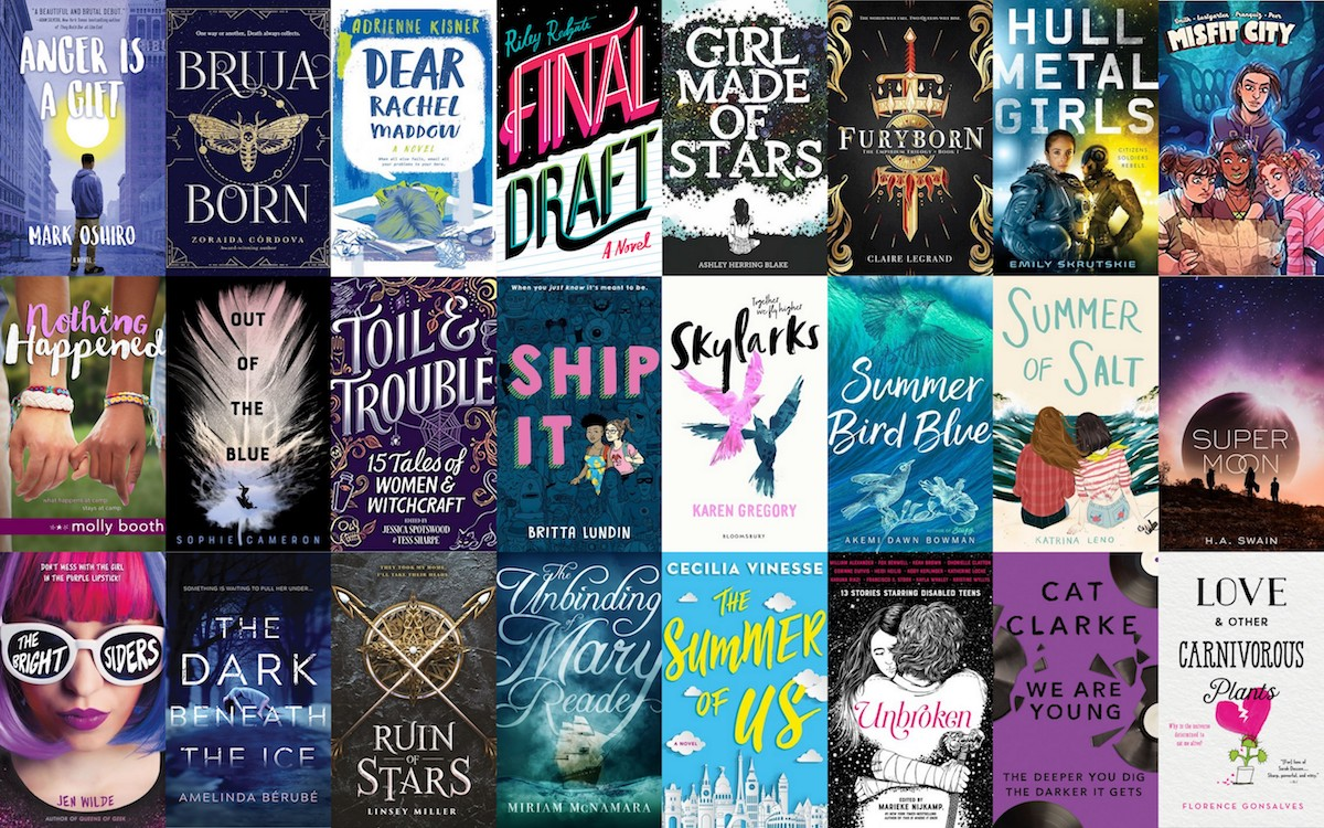 24 Queer Ya Books Coming Out This Summer And Beyond Autostraddle