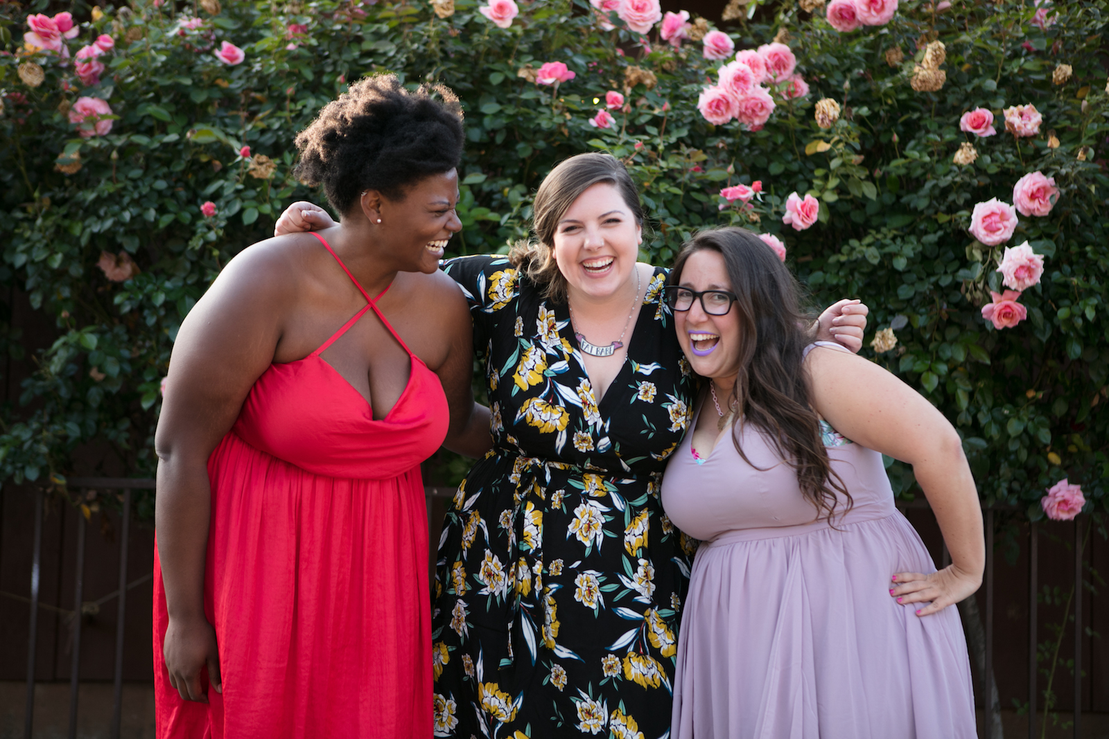 ef66050294c1e Lookbook  ModCloth and A-Camp s Queer Femme Summer Plus-Size Party ...