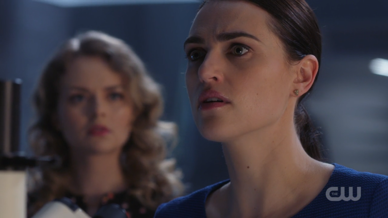 Lena has a eureka moment