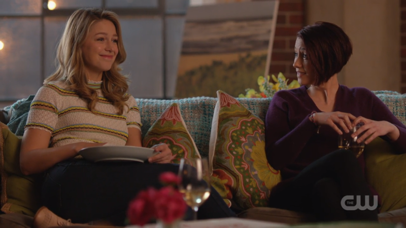 The danvers sisters are on the couch again!