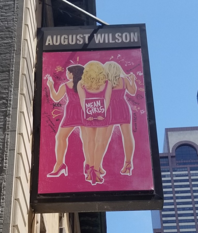 Poster for Mean Girls the Musical