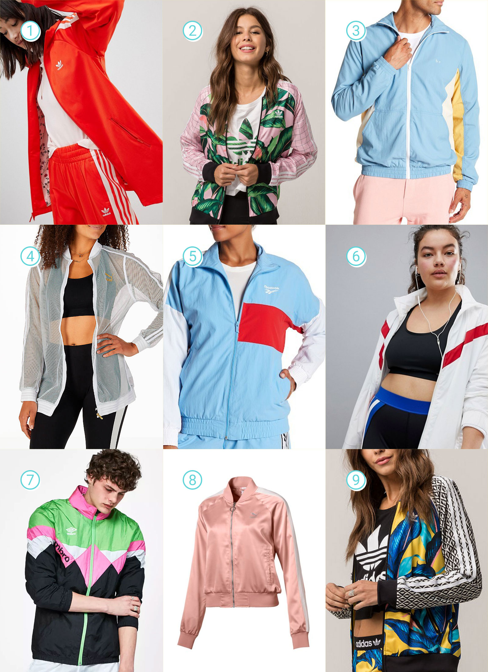 25 Sporty Summer Jackets Under $75 | Autostraddle