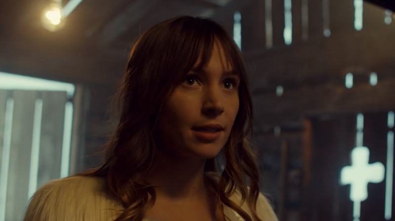 Waverly looks at her sister and Doc imploringly