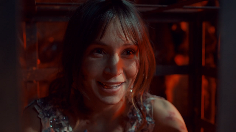 Waverly is happy she has a voice