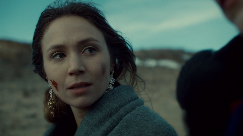 Waverly looks distraught at her sister