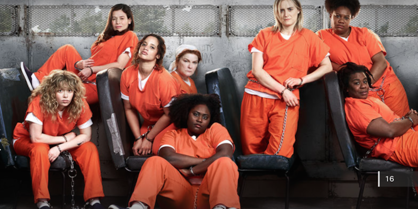 Orange Is The New Black Lip Tattoo Meaning: Orange Is The New Black Season Six Went To The Max And