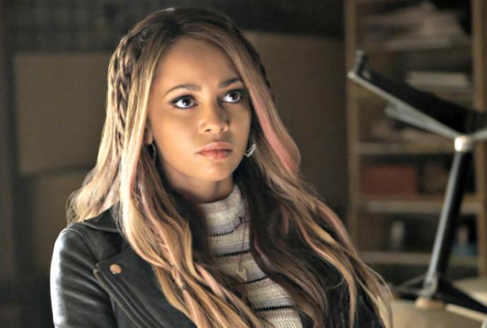 "Vanessa Morgan in ""Riverdale"""