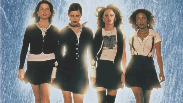 """Cast of The Craft because Vanessa texted me and said """"can we use something from The Craft for the feature image"""" and I said """"sure can."""""""