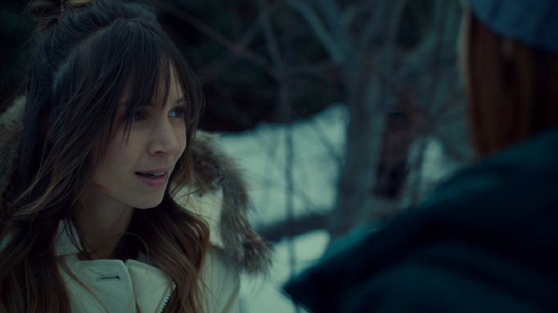 Waverly has a look of confused realization on