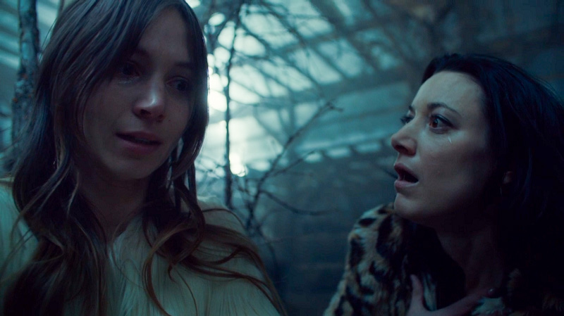 Waverly fights through and remembers Wynonna