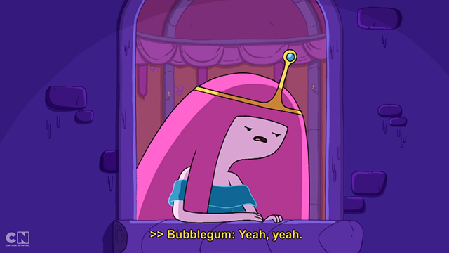 Are jake and princess bubblegum hookup
