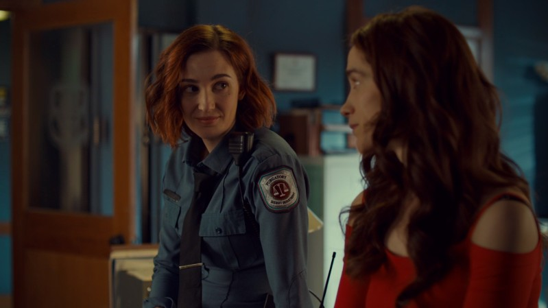 Haught and Wynonna declare a truce