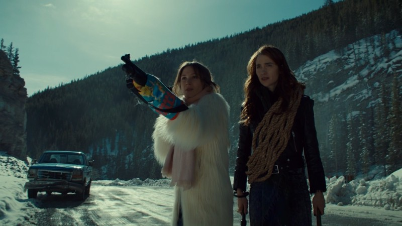 Wynonna and Waverly get ready to fight the Revenant