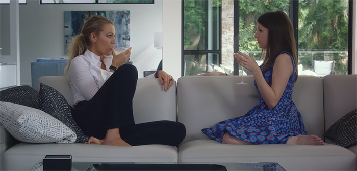 Image result for a simple favor movie scenes