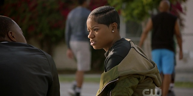 """""""All American"""" Review: Bre-Z Shines as a Badass Lesbian ..."""