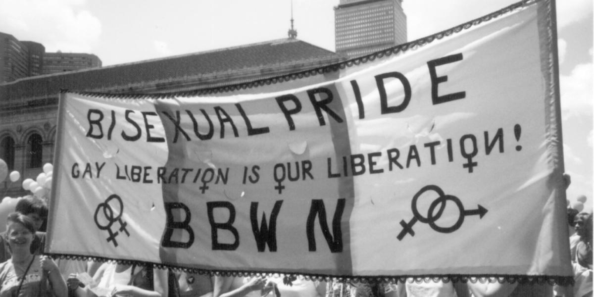 Gay bi history