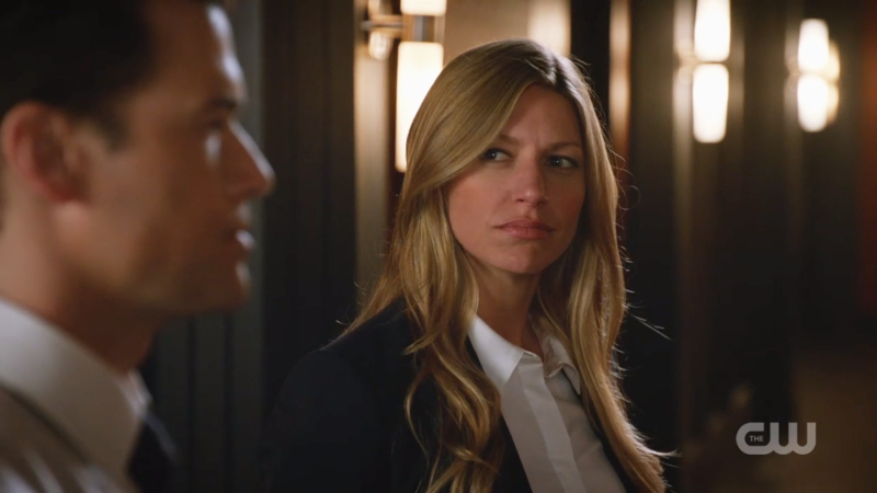 Ava gives Nate a sidelong glance.