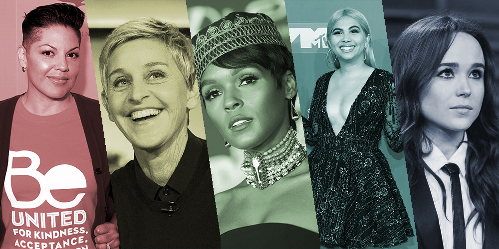 16 Iconic Coming Out Moments to Celebrate on National Coming Out Day