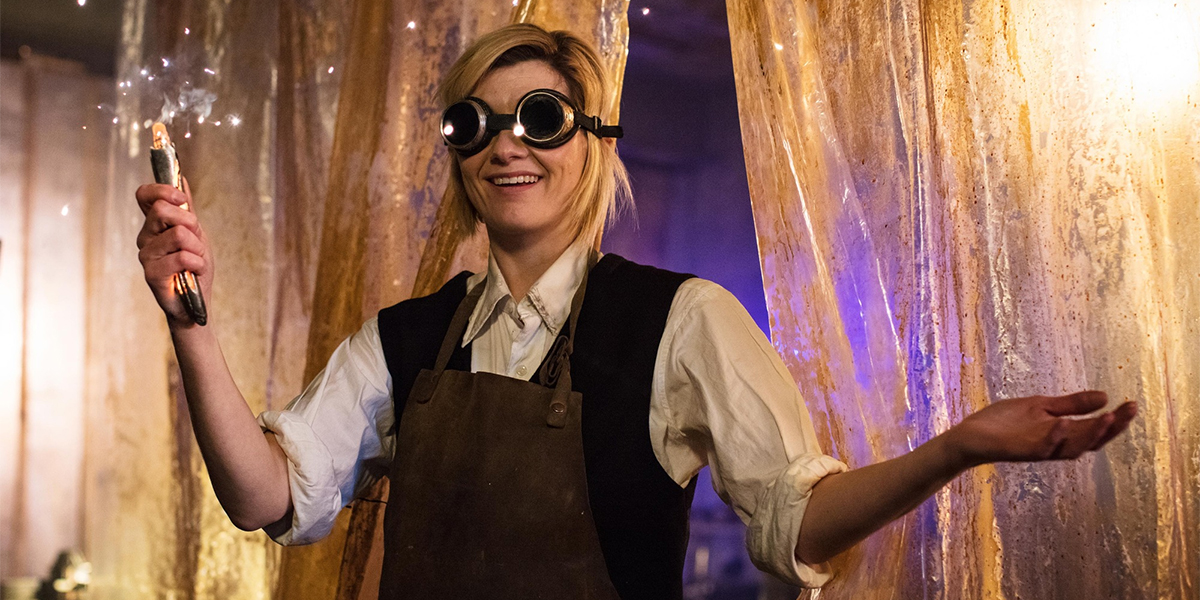 "Jodie Whittaker's ""Doctor Who"" Is an Impossible Thing, a Miracle"