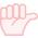 thumb sideways