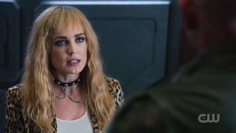 Sara scolds Mick