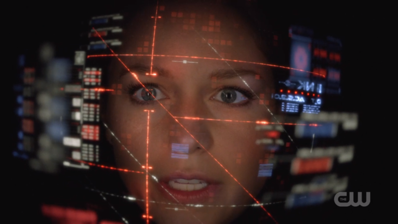 Kara is in a digital cage