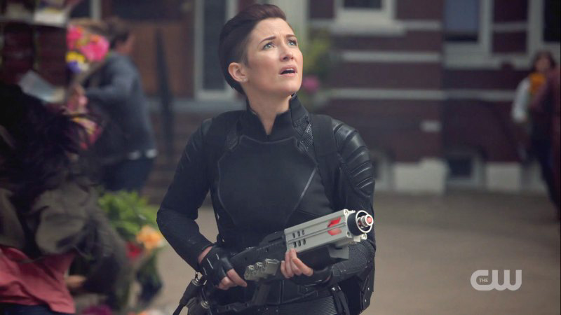 Alex LOOKS SO HOT as a ghostbuster