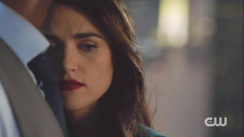 Lena looks so sad.