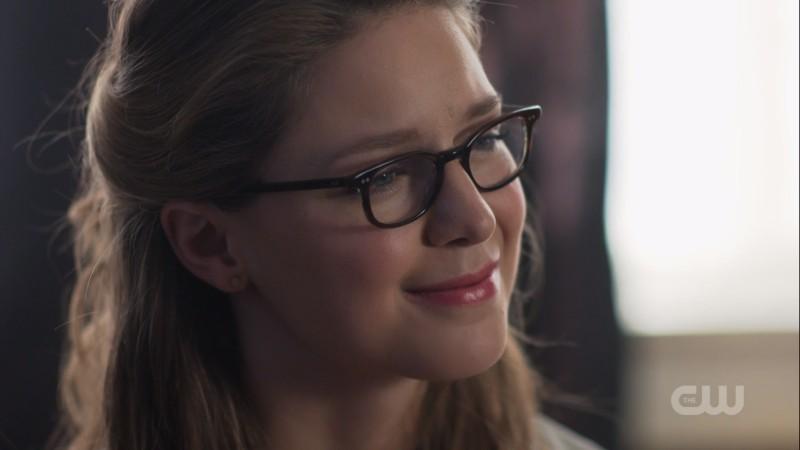 Kara smiles knowingly