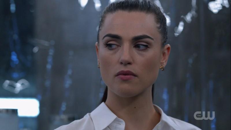 Lena looks sad she can't cure cancer.