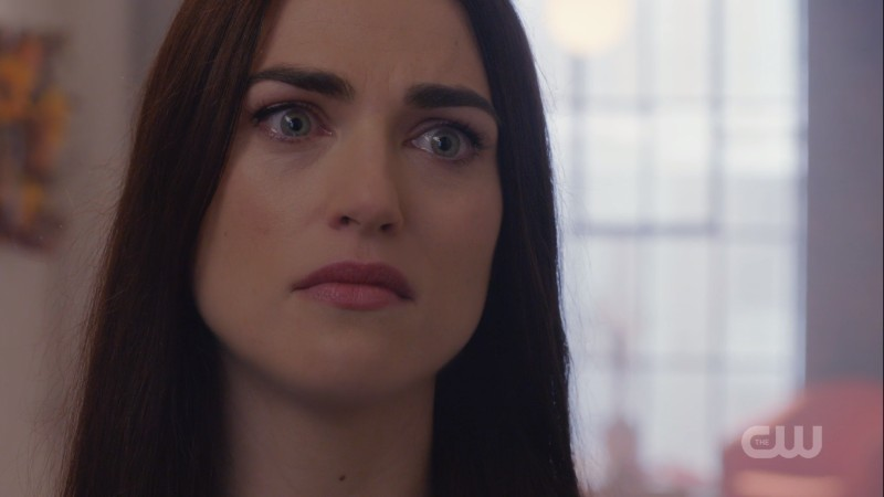Lena is so sad