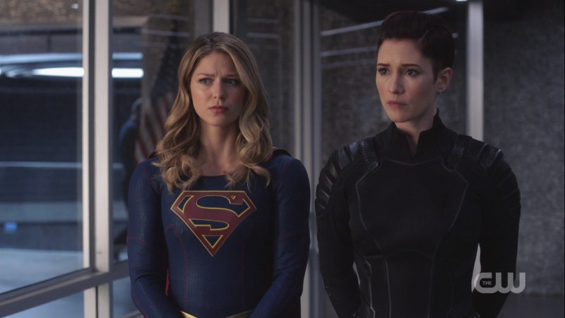 Alex and Kara are scolded again