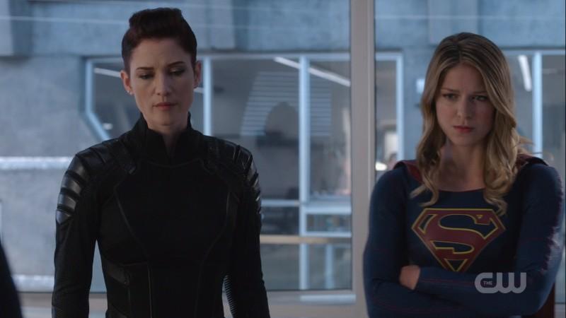Kara and Alex get scolded