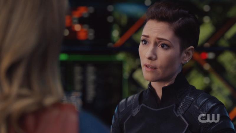 Alex reassures Kara