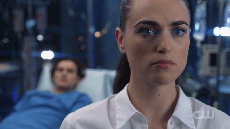 Lena looks like an AI but also kind of sad