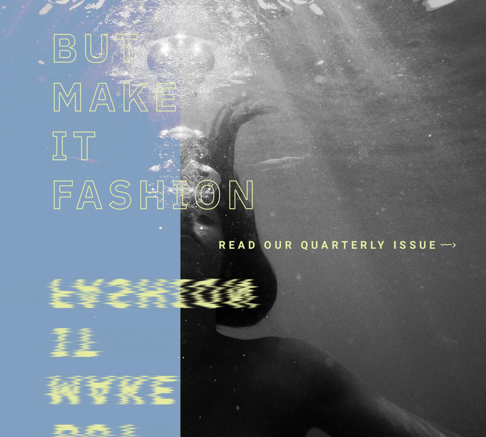 but make it fashion