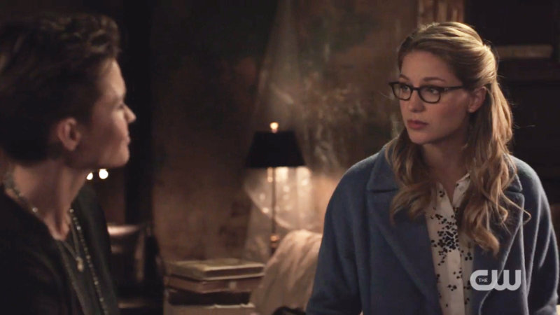 Kara talks to Kate