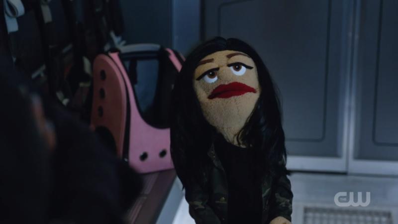 Zari puppet