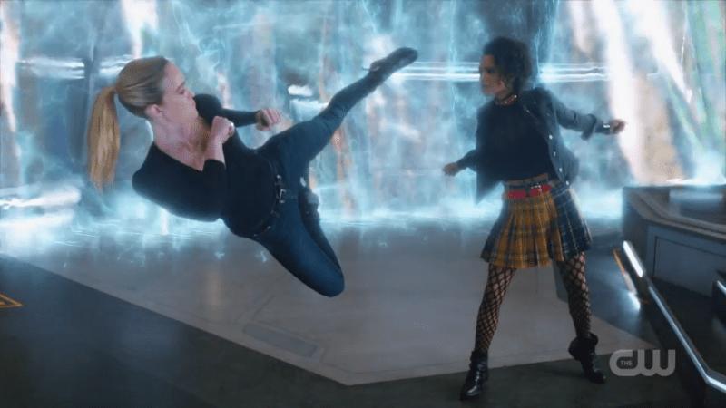 Sara kick