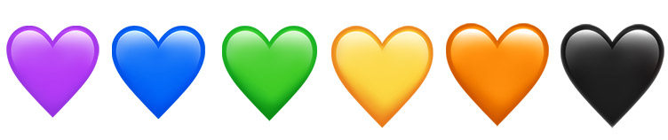 A Heart Emoji By Any Other Name A Brief Investigation Of Flirty