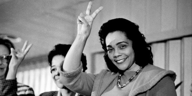 How Coretta Scott King Leveraged MLK's Legacy to Fight for Gay Rights