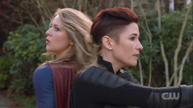 Kara and Alex fight back to back