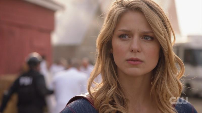 Supergirl is so sad