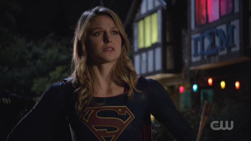sad supergirl