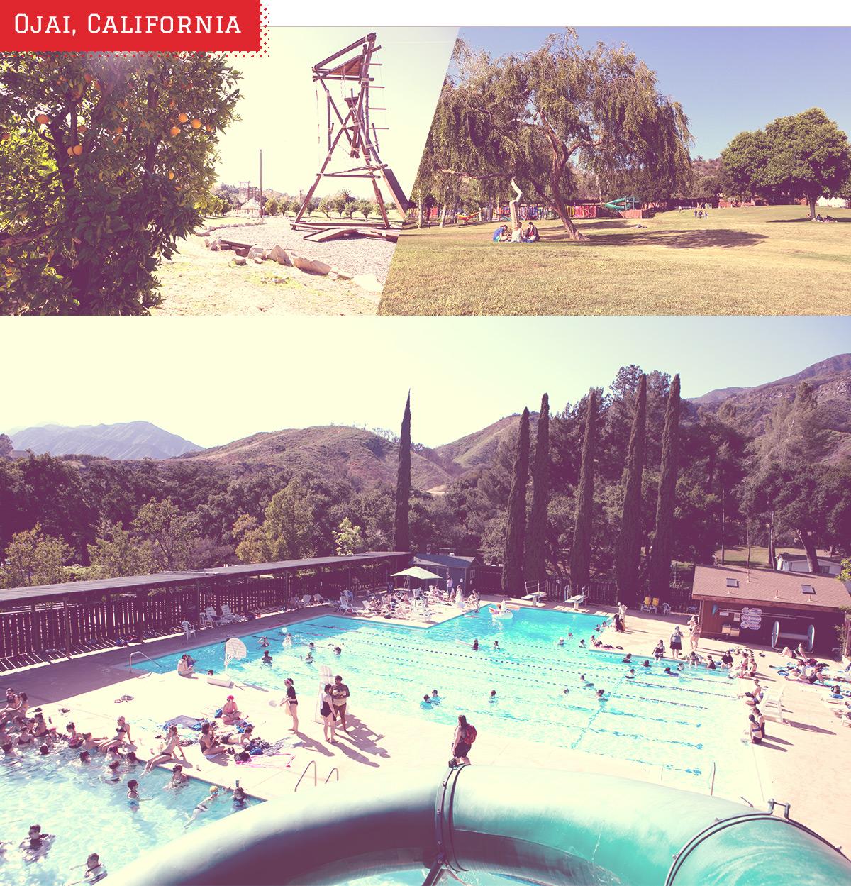 ojai california - photos of site
