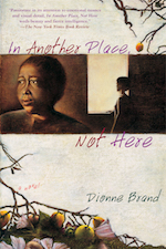 """Cover art of Dionne Brand's """"In Another Place, Not Here"""""""