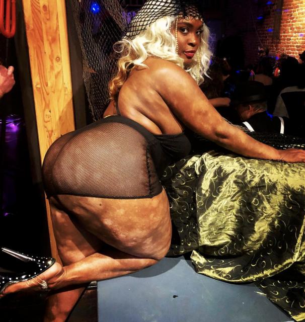 Sexy black bbw lesbians