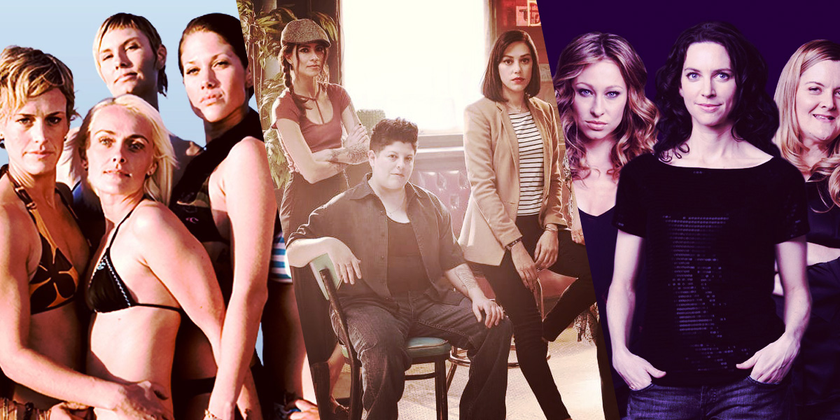 Cast Full Of Lesbians 15 Tv Shows That Put Queer Women First