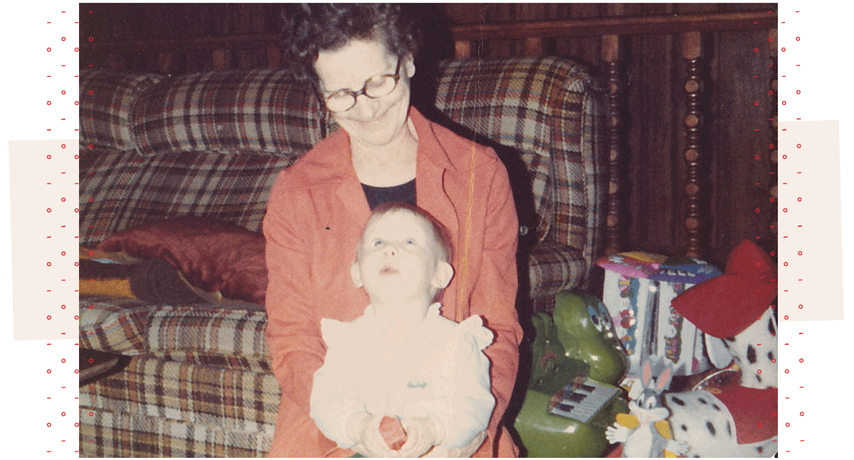 heather and grandma