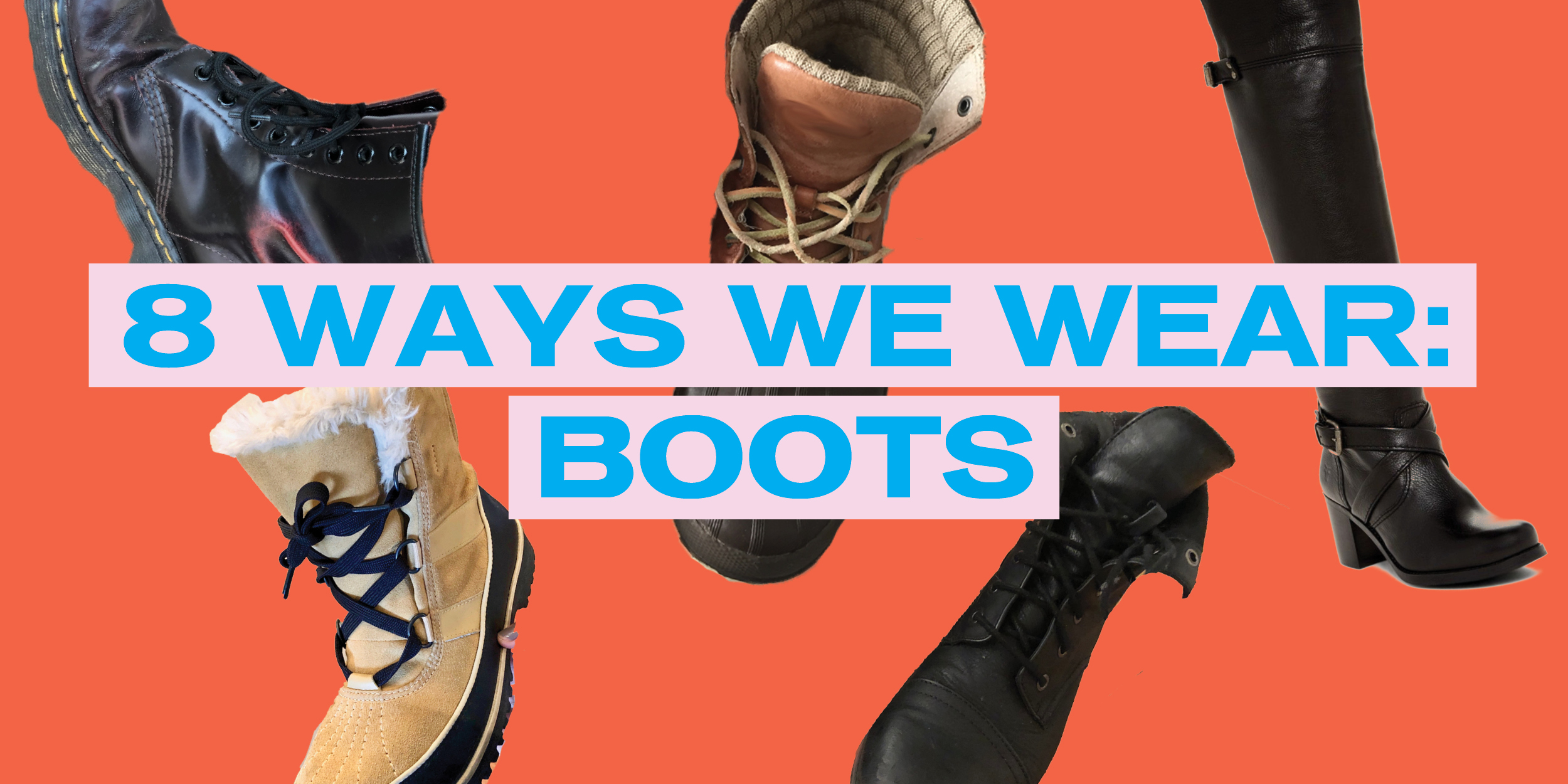 How We Wear: Boots Autostraddle  Autostraddle